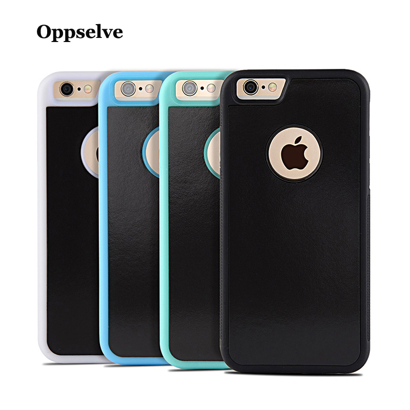 Oppselve Anti Gravity Telefono dėklas Skirtas iPhone XS Max XR X 8 7 6 6S 12 11 Pro Case Cover For Samsung Galaxy S8 S9 Plus Pastaba 8 9 S9+